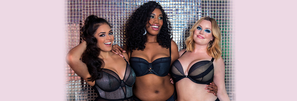 Get Party Season Ready with Curvy Kate #GirlsNight
