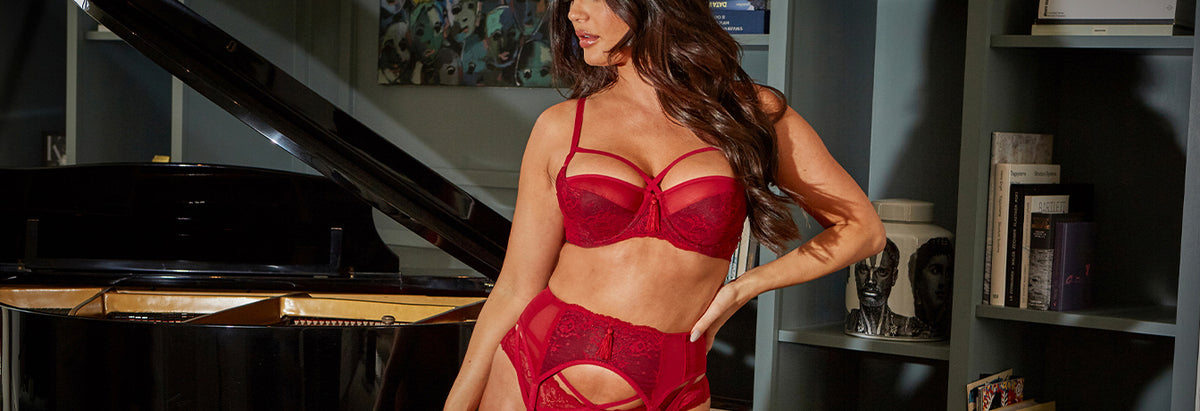 Top Lingerie Sets for Romantic Nights in Lockdown