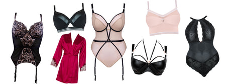How to Wear Your Lingerie as Outerwear