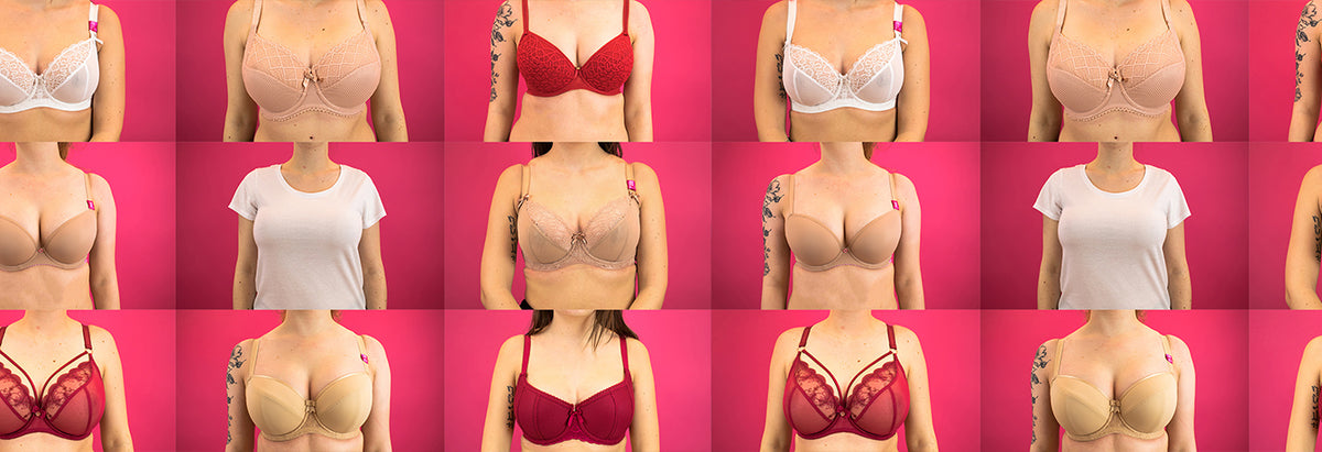 These Bras Are Actually Invisible Under White Shirts