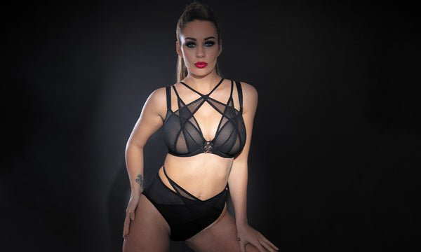 scantilly black magic sexy lingerie