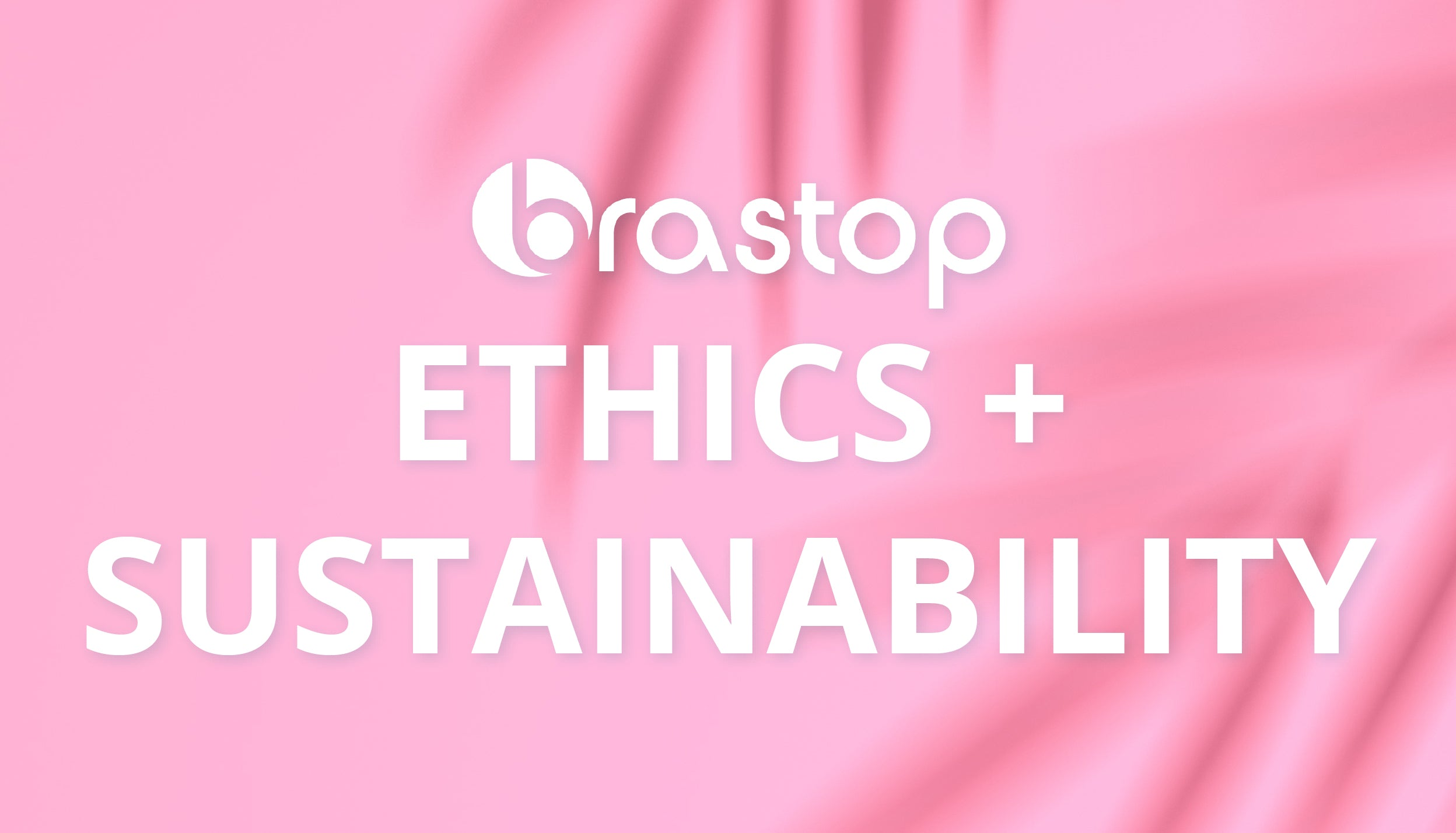 Ethics and Sustainability Policy