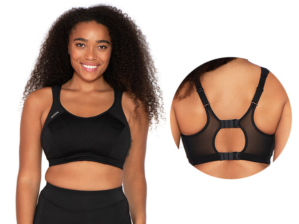 shock absorber racerback sports bra