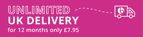 Sign up for unlimited UK Delivery
