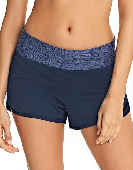 Freya Active Pace Loose Short Total Eclipse Navy Blue