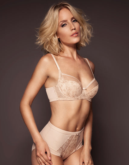 Berlei Beauty Curve Full Cup Bra Nude