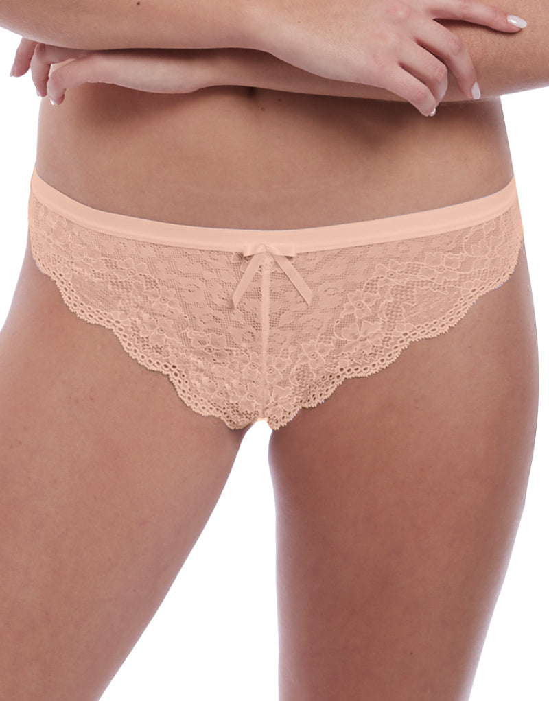 Freya Fancies Brazilian Brief Natural Beige