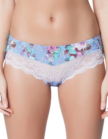 Parfait Delphine Brief Autumn Print