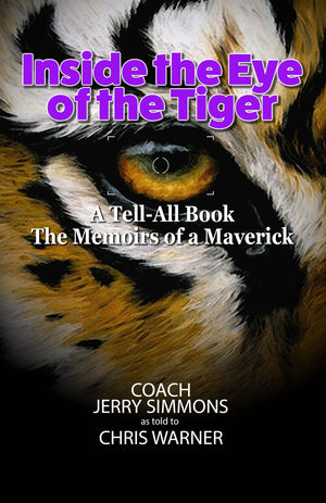 Chris Warner Releases Tell-All Book on LSU Athletic Department 1981-2003 (Coach Jerry Simmons)