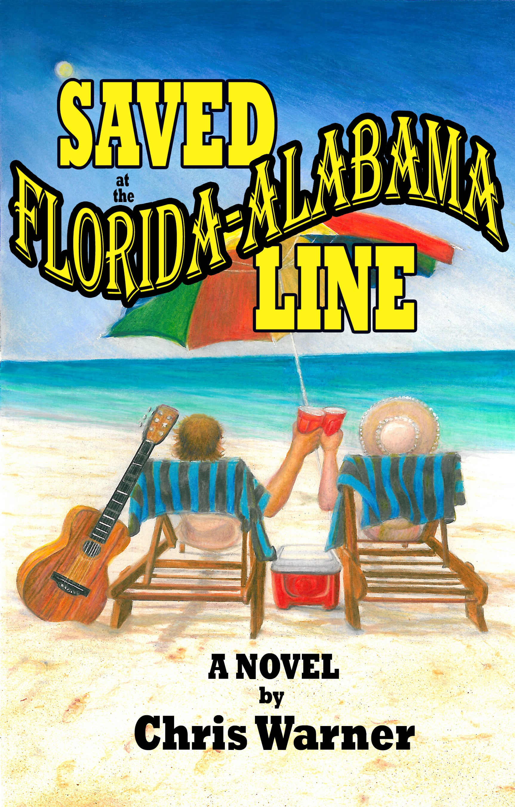 Book Review: Saved at the Alabama-Florida Line