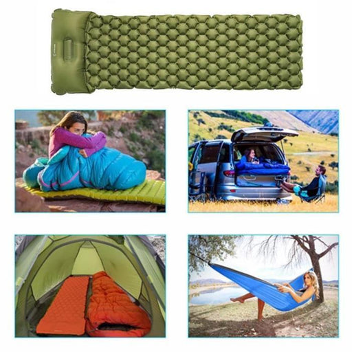 CampKing™ | THE #1 OUTDOOR SLEEPING MATTRESS