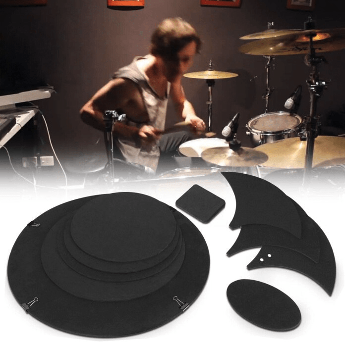 SilentFuse™ Drum Silencer | Play drums quietly!