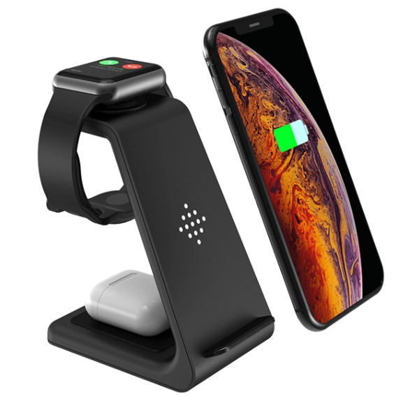 Voltry™ 3-in-1 Wireless Charger - No more tangled charging wires!