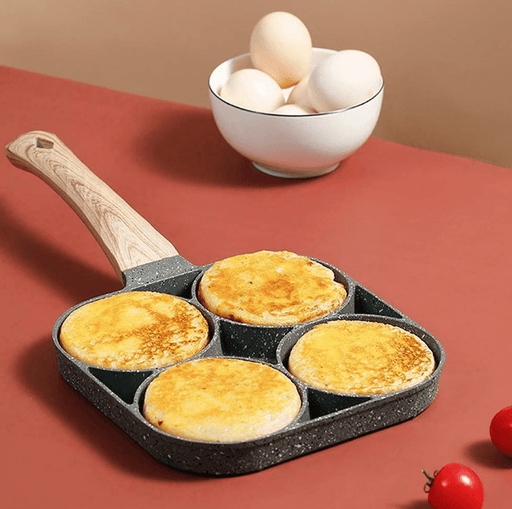 Hatchlet™ Egg Frying Pan - Faster way to prepare breakfast!