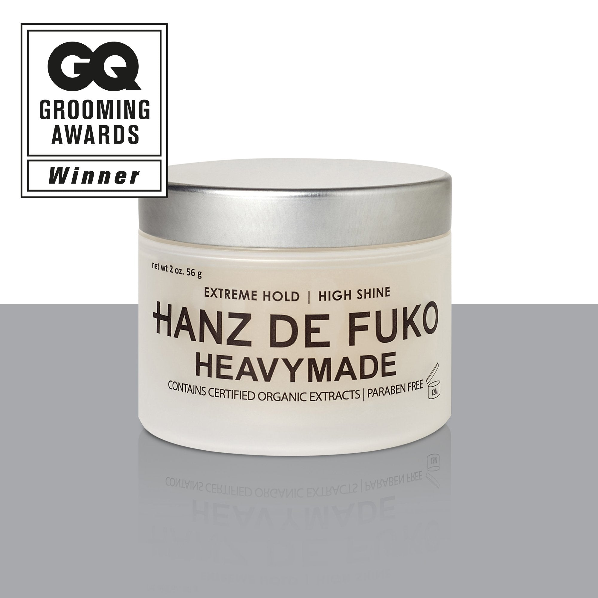 Hanz de Fuko Heavymade - Cream of the Crop Pte Ltd