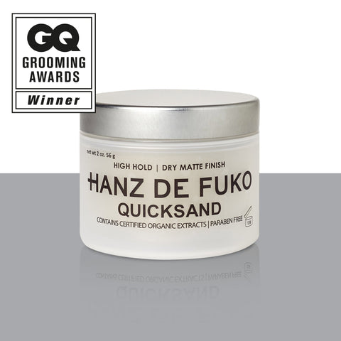 Hanz de Fuko Quicksand - Cream of the Crop Pte Ltd