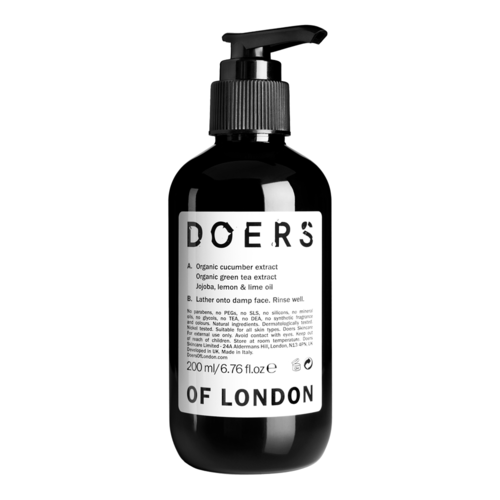 Doers of London Facial Cleanser - Cream of the Crop Pte Ltd
