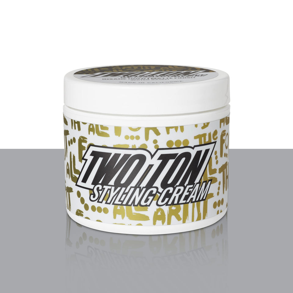 Two Ton Styling Cream - Cream of the Crop Pte Ltd