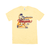 WBSC-Premier12-Baseball- Venezuela -Womens-T-Shirt-Yellow