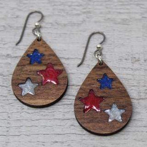 Drops of Patriotism Butterfly Designs SC