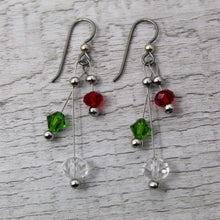 Load image into Gallery viewer, Holiday Dangle Butterfly Designs SC