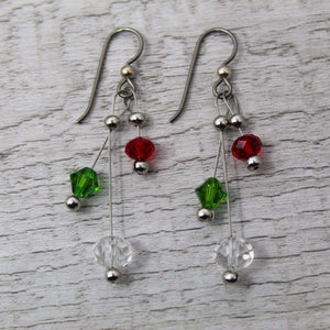 Holiday Dangle Butterfly Designs SC