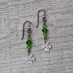 Luck of the Irish Butterfly Designs SC
