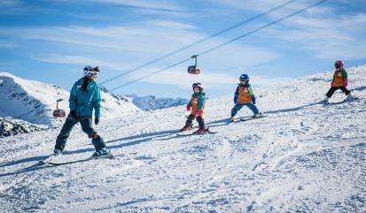 MadJacks: Essential for a Ski Instructor's Hectic Hill