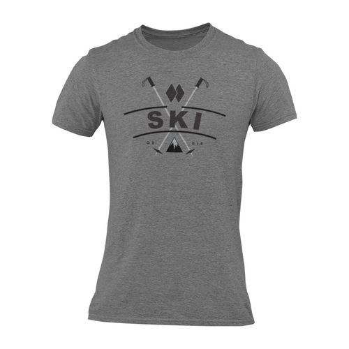 Ski T-shirt Ski Or Die