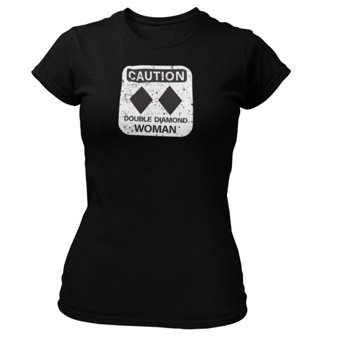 Ski T-shirt Black Diamonds