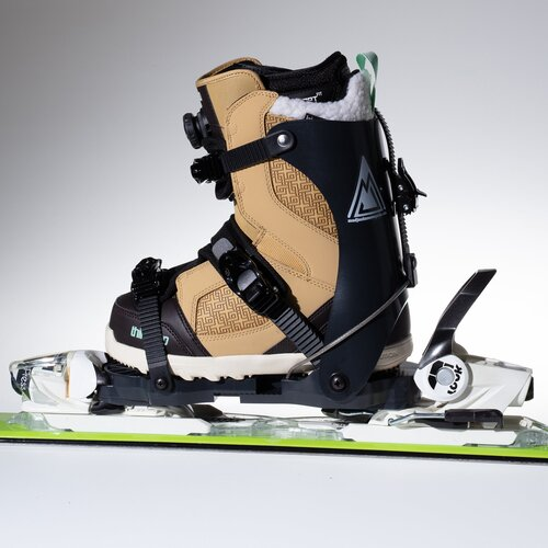 MadJacks All Mountain - Most Comfortable Ski Boot System - Madjack Snow Sports
