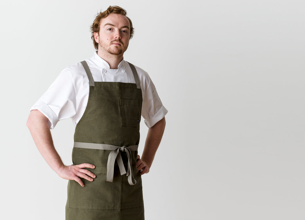 Cross Back Aprons for Men and Women