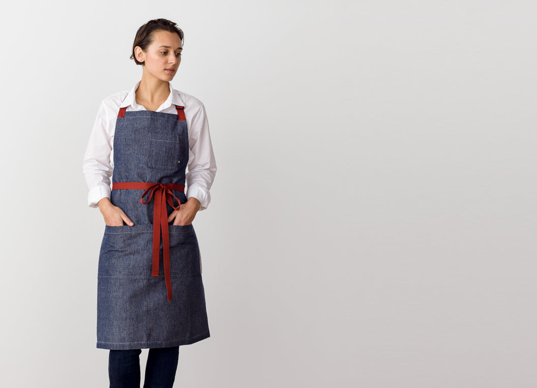 Classic Bib Aprons for Men and Women