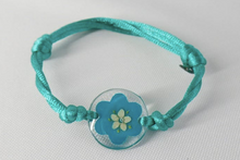 Load image into Gallery viewer, Elder Flower Bracelet - Adjustable bracelet - Choose your color