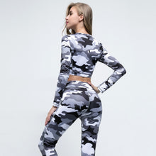 Load image into Gallery viewer, Grey Camo Set | Daniki Limited