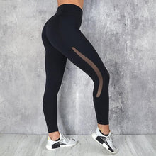 Load image into Gallery viewer, Black Smooth Pocket Leggings | Daniki Limited