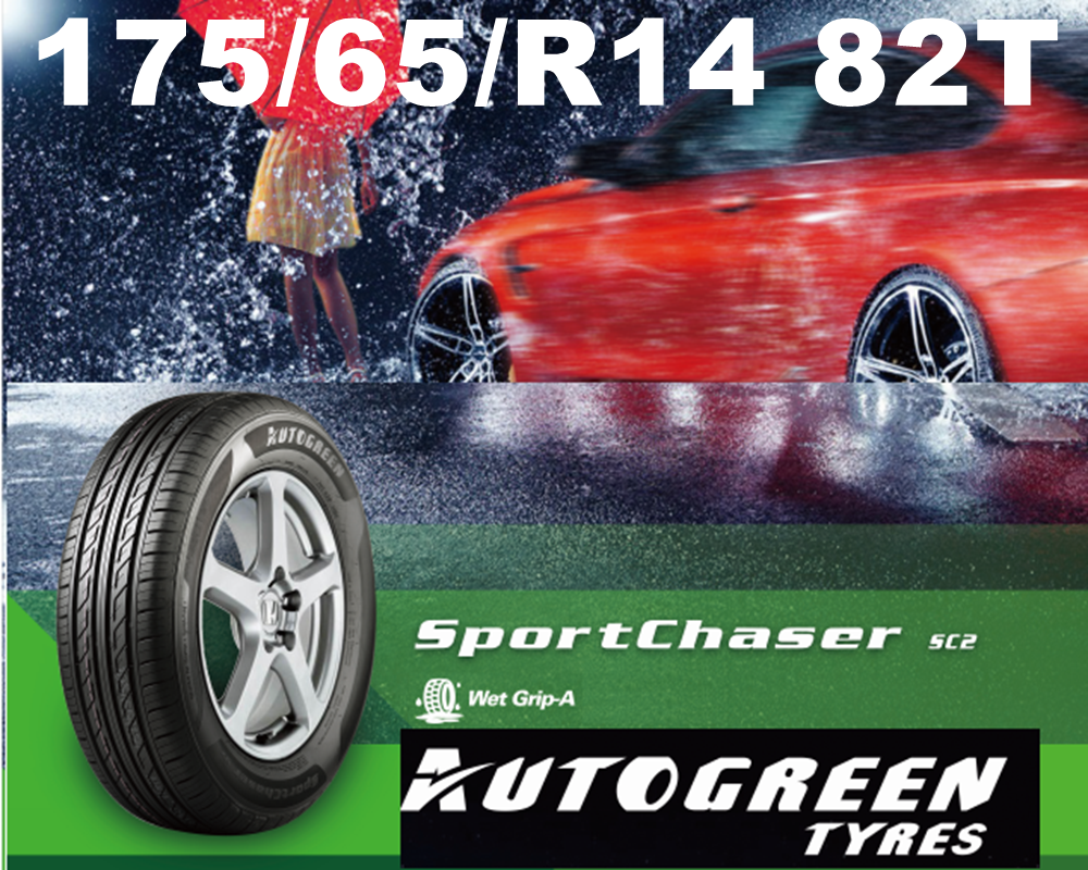 Autogreen Sportchaser-SC2 175/65/R14 82T Tyre