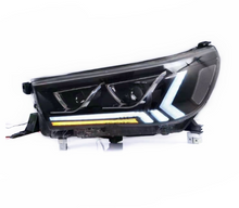 Load image into Gallery viewer, Hilux 2016-2020 Headlights (Pair)