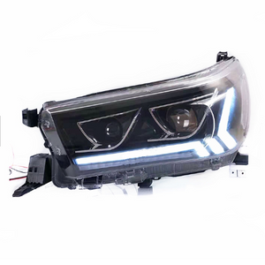 Hilux 2016-2020 Headlights (Pair)