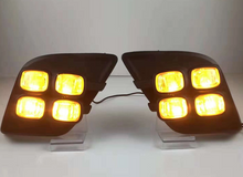 Load image into Gallery viewer, Hilux 2016-2020 Quad Led fog light(Pair)