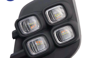 Hilux 2016-2020 Quad Led fog light(Pair)