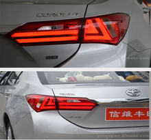Load image into Gallery viewer, Corolla 2014-2017 tail light LED 4pc