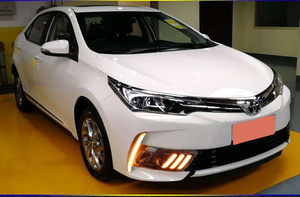Corolla 2014-2017 Fog light LED 2pc