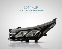 Load image into Gallery viewer, Corolla 2014-2017 Headlight LED