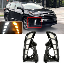 Load image into Gallery viewer, Highlander 2016-2020 Front Bumper Foglights Pair(Members 20% Off)
