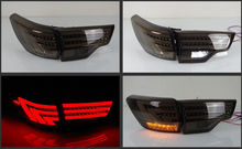 Load image into Gallery viewer, Highlander 2015-2016 Led Tailght Set 4pcs Red/Smoked Available(Members 20% Off)