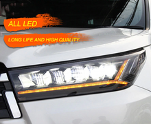 Load image into Gallery viewer, Highlander 2017-2020 Headlights LED with Dynamic Signal Lights (Pair 2pcs) (Members 20% Off)