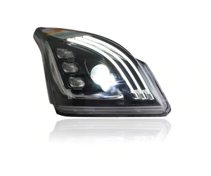 Prado 2003-2009 Headlights with LED Signal/Day time Lights (Pair 2pcs)(Members 20% Off)