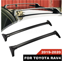 Load image into Gallery viewer, Rav4 2019+ Roof Racks (Pair)