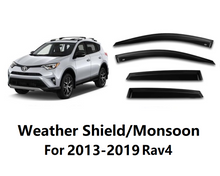 Load image into Gallery viewer, Rav4 2013-2019 Weather Shield/ Monsoon